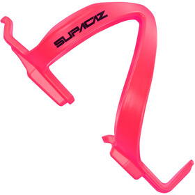 Supacaz Fly Cage Flaskeholder Polykarbonat, neon pink